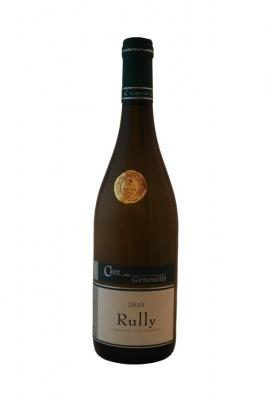Rully blanc 2015 Cave de Genouilly